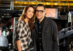 Kristen Wiig & Fred Armisen for SATURDAY NIGHT LIVE (Photo by: Dana Edelson/NBC)