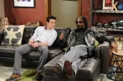 Rob Gorrie and Snoop Lion in ONE LIFE TO LIVE (Image Credit: Prospect Park)