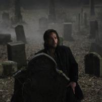 Tom Mison as Ichabod Crane in SLEEPY HOLLOW (Image Credit: Brownie Harris/FOX)
