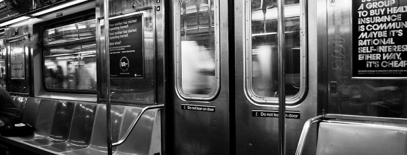 NYC Subway (Image Credit: Paul L)