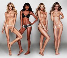 Victoria's Secret Models (Image Credit: Victoria's Secret)