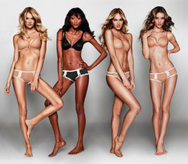 Victoria's Secret Models (Image Credit: Victoria's Secret)