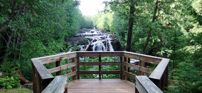Copper Falls State Park (Image Credit: Flickr User The Cut)