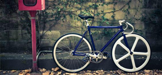 Bike (Image Credit: Wen-Cheng Liu)