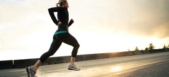 Running (Image Credit: Lululemon Athletica)