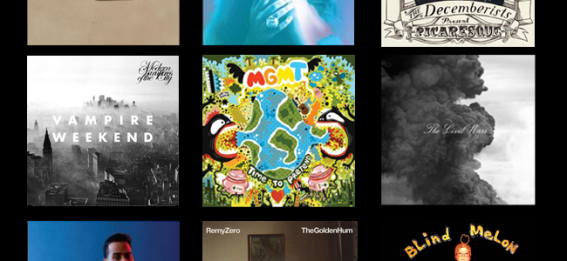 This Week's Quirky Playlist 09-01-2013