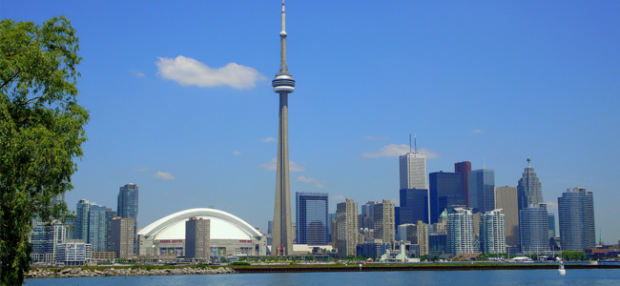 Toronto Skyline (Image Credit: Andy Burgess)