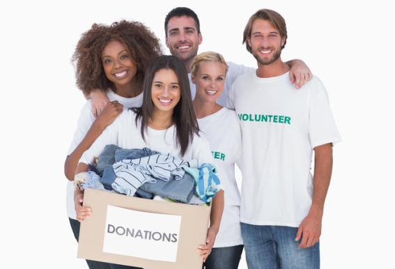 Volunteers (Image Credit: Wavebreak Media)