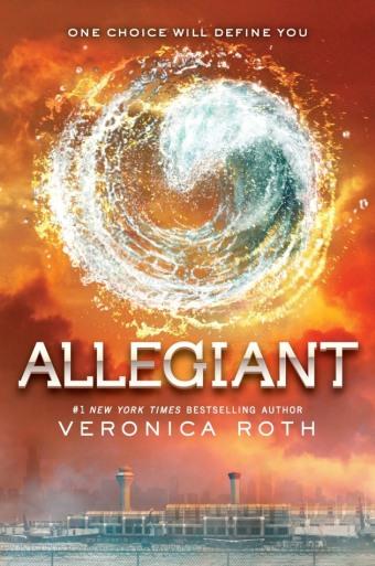 Allegiant (Image Credit: Veronica Roth)