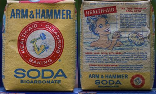 Baking Soda (Image Credit: Mark Finch)