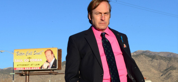 Bob Odenkirk as Saul Goodman in BREAKING BAD (Image Credit: Ursula Coyote/AMC)