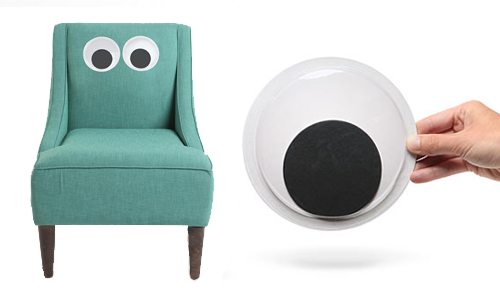 Giant Googly Eyes (Image Credit: Urban Outfitters)