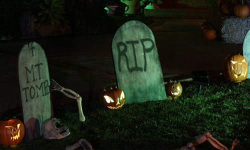 Halloween (Image Credit: Mike Spasoff)
