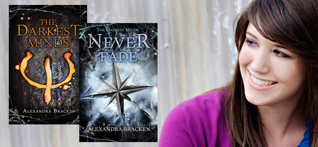 Author Alexandra Bracken (Image Credit: Alexandra Bracken)
