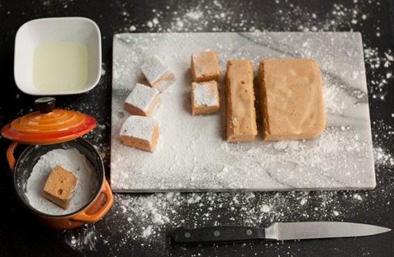 Pumpkin Pie Marshmallow Recipe (Image Credit: Jenny @ Bake)