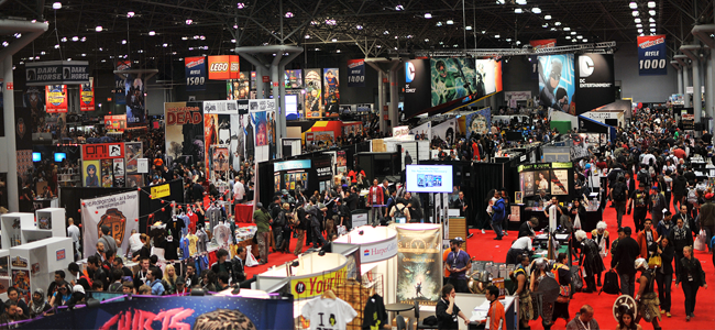 New York Comic Con (Image Credit: New York Comic Con / Reedpop)