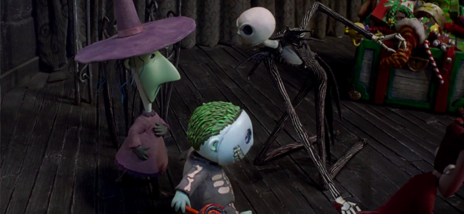 THE NIGHTMARE BEFORE CHRISTMAS (Image Credit: Tim Burton Productions)