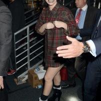 NEW YORK, NY - NOVEMBER 03: Lady Gaga poses backstage at the YouTube Music Awards 2013 on November 3, 2013 in New York City. (Photo by Jeff Kravitz/FilmMagic for YouTube)