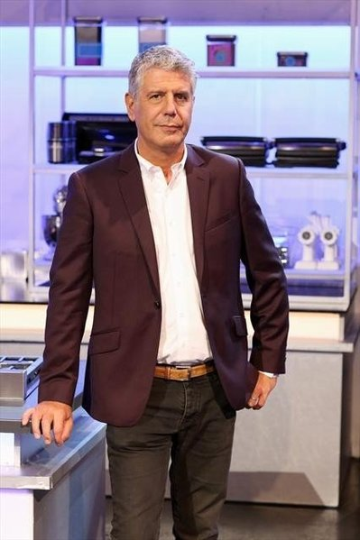 Anthony Bourdain for THE TASTE (Image Credit: (ABC / CRAIG SJODIN)