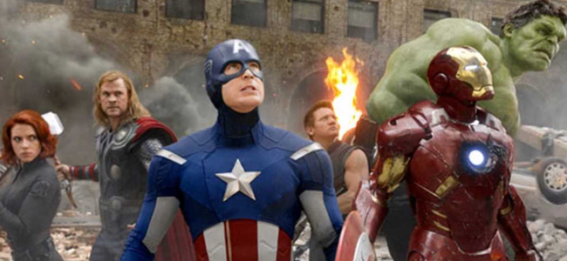 THE AVENGERS (Image Credit: Marvel Studios)