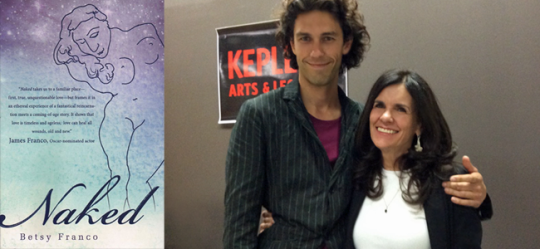 Tom Franco & Betsy Franco (Image Credit: Dakota Snow / The Daily Quirk)