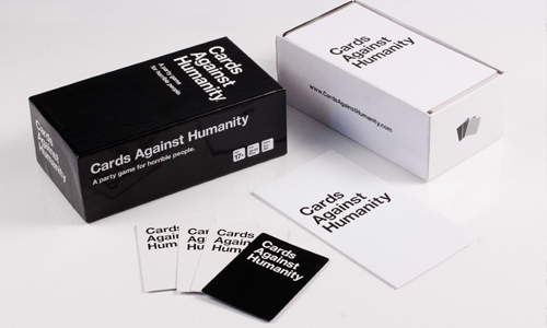 Cards Against Humanity (Image Credit: Amazon)