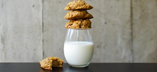 Fall Pumpkin Cookies Recipe (Image Credit: Sweet Society)