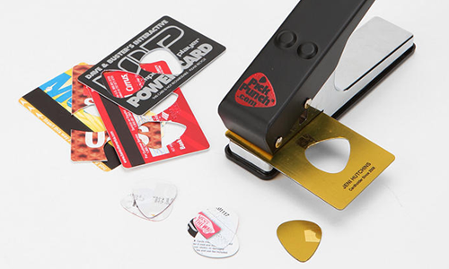 Quirky Item of the Week: Guitar Pick Punch