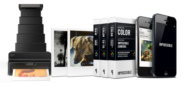 The Impossible Project (Image Credit: The Impossible Project)