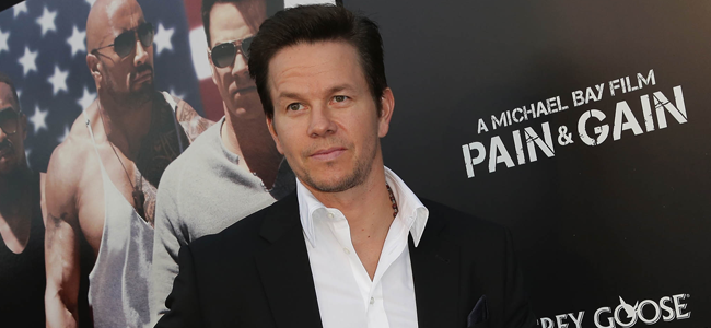 Mark Wahlberg arrives at the Miami Premiere of PAIN & GAIN (Image Credit: Alexander Tamargo/Getty Images for Paramount)