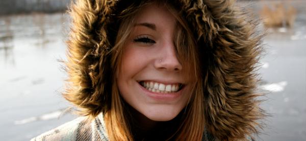 Smile (Image Credit: Melissa O'Donohue)
