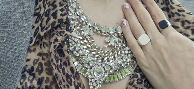 Statement Necklace (Image Credit: Barbro Andersen)