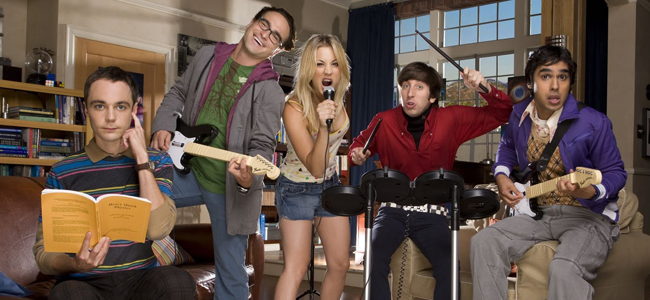THE BIG BANG THEORY (Image Credit: CBS)