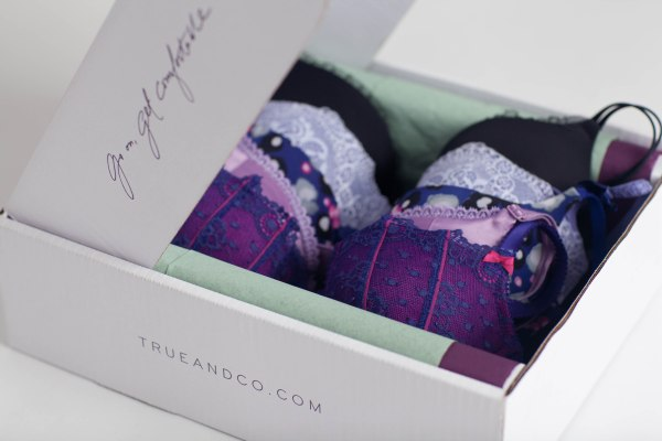 True&Co Try On Box (Image Credit: True&Co)