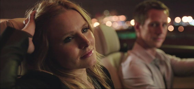 Kristen Bell and Jason Dohring in VERONICA MARS (Image Credit: Rob Thomas Productions)