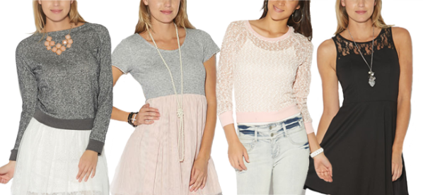 Crush Collection by Wet Seal (Image Credit: Wet Seal)