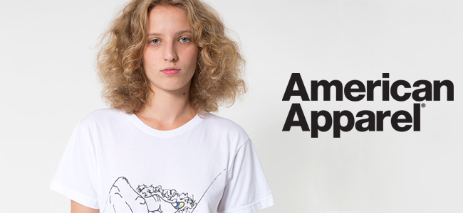Period Power Tee (Image Credit: American Apparel)