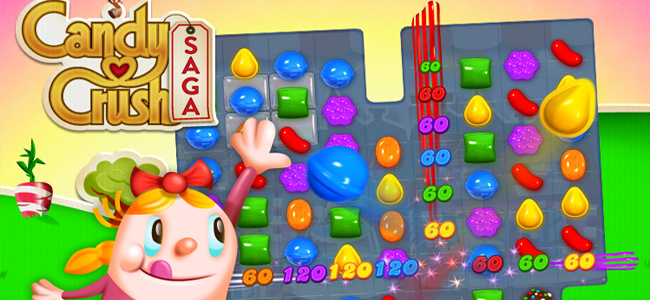 Candy Crush Saga (Image Credit: King)