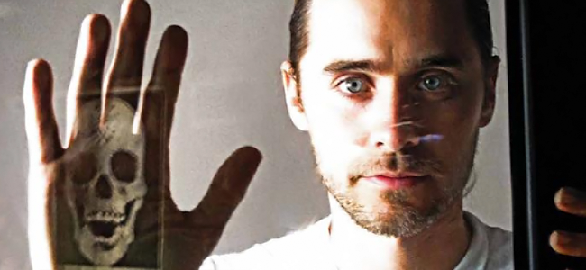 Jared Leto for ARTIFACT (Image Credit: Sisyphus Corporation)
