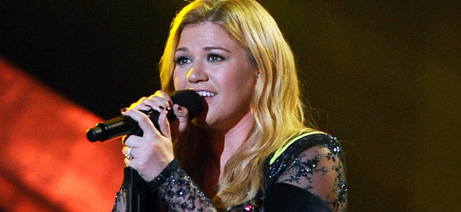 Kelly Clarkson (Image Credit: Vince Bucci/PictureGroup)