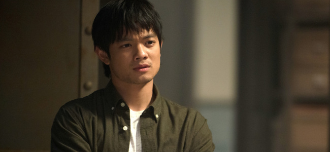 Osric Chau as Kevin in SUPERNATURAL (Image Credit: CW)