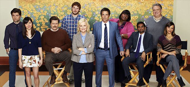 PARKS AND RECREATION (Image Credit: NBC)