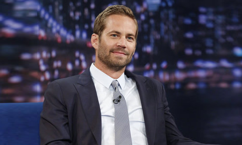 Paul Walker (Image Credit: Lloyd Bishop/NBC)
