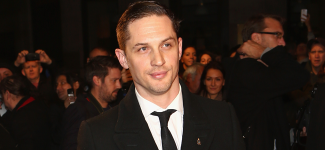 Tom Hardy attends a screening of LOCKE during the 57th BFI London Film Festival (Image Credit: Tim P. Whitby/Getty Images for BFI)
