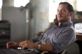 Tom Hardy as Eames in INCEPTION (Image Credit: Warner Bros.)
