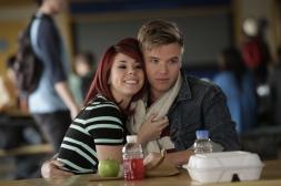 Jillian Rose Reed and Brett Davern in AWKWARD. (Image Credit: MTV)