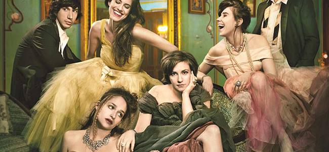 The cast of GIRLS (Image Credit: HBO)