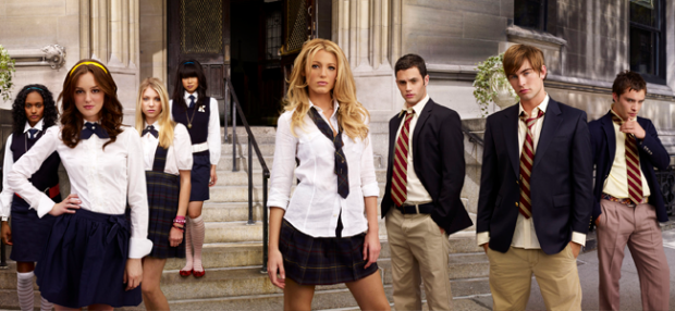 GOSSIP GIRL (Image Credit: The CW Network)