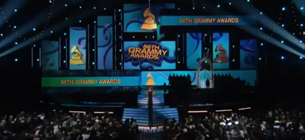 56th Grammy Awards (Image Credit: CBS/Grammy Awards)