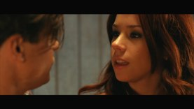 Andrew Lawrence and Jillian Rose Reed in CONFESSIONS OF A WOMANIZER (Image Credit: Miguel Ali)